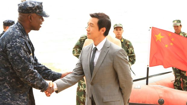 Nach der Einmischung Pakistans, kommen jetzt auch die Chinesen auf die Insel....