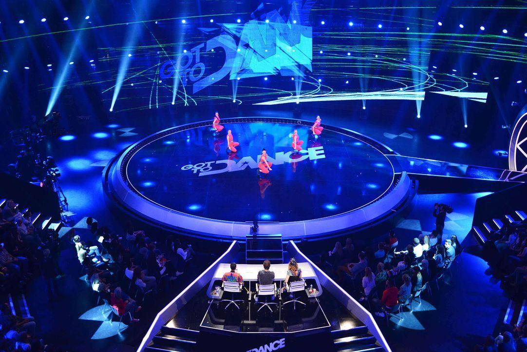 Got-To-Dance-TeKi-TeKua-08-SAT1-ProSieben-Willi-Weber - Bildquelle: SAT.1/ProSieben/Willi Weber