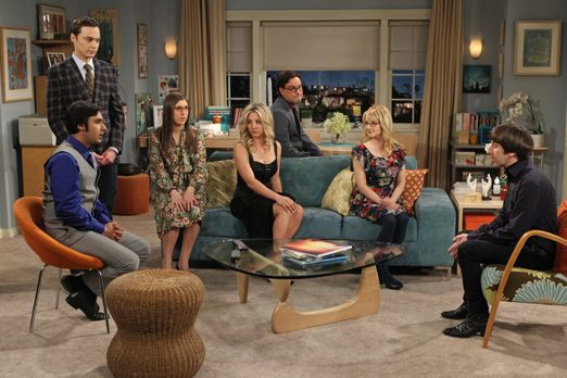 The Big Bang Theory - Eine ganz besondere Truppe: Bernadette (Melissa Rauch,...