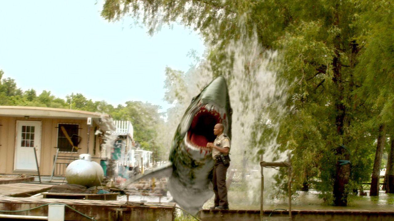 Hai Attack - Bildquelle: Sunfilm // auf DVD und Blu-ray erhältlich