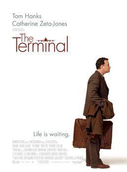 Terminal - Victor Navorski (Tom Hanks) ist von einer Sekunde zur anderen Heim...