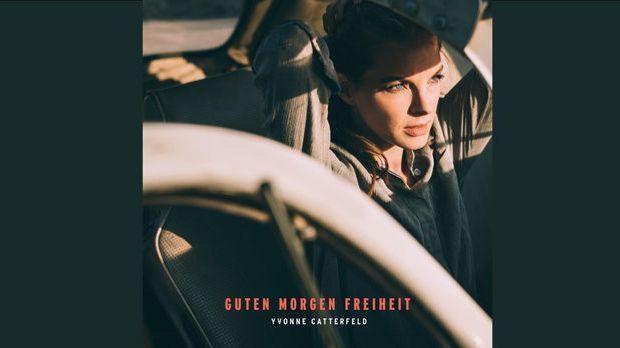 """Yvonne Catterfeld mit seinem neuen Album """"Guten Morgen Freiheit"""""""