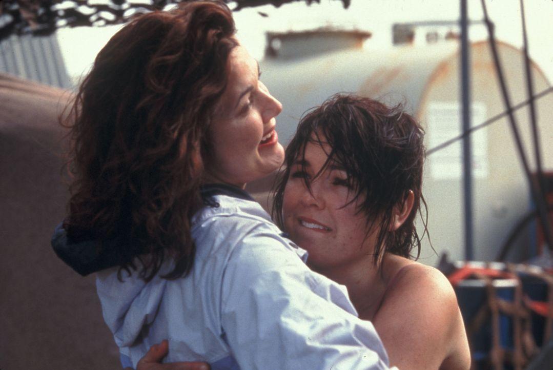 Ein mörderischer Wettlauf mit der Zeit beginnt für Janet (Lynda Carter, l.) und ihre Tochter Melanie (Emily Barclay, r.) ... - Bildquelle: Regent Entertainment
