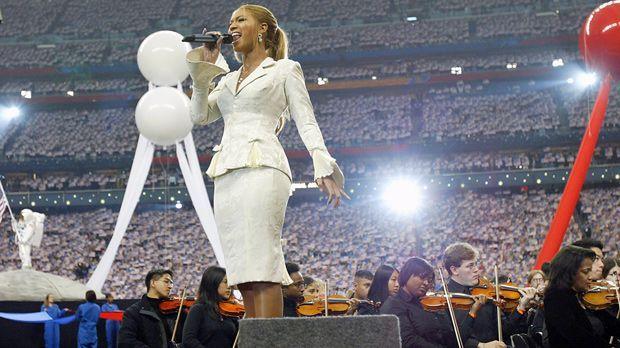 Beyonce Knowles - Bildquelle: 2004 Getty Images