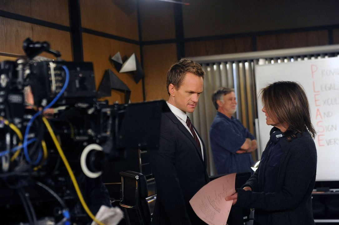 HIMYM- Behind the scenes- Unpause (2) - Bildquelle:  CBS Broadcasting, Inc. All rights reserved