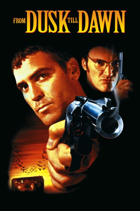 From Dusk Till Dawn - Artwork - Bildquelle: 1995 Miramax, LLC . All Rights Reserved.