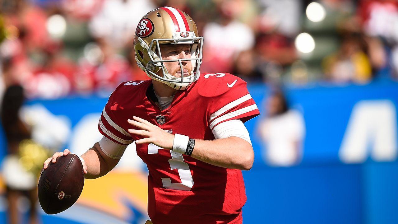 Platz 28: San Francisco 49ers - Bildquelle: 2018 Getty Images