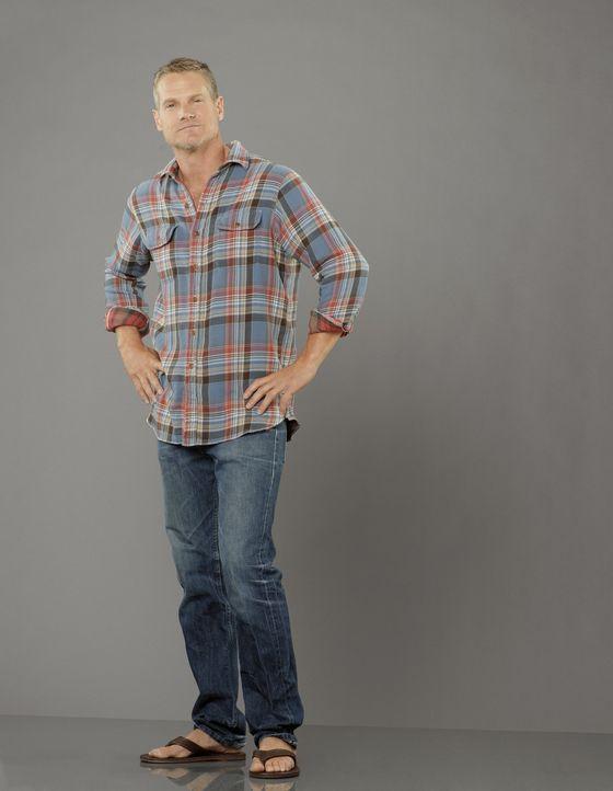 (3. Staffel) - Bobby (Brian Van Holt), der charmante Ex-Mann von Jules, versucht ein guter Vater zu sein, ist dabei aber nicht immer erfolgreich ... - Bildquelle: 2011 American Broadcasting Companies, Inc. All rights reserved.