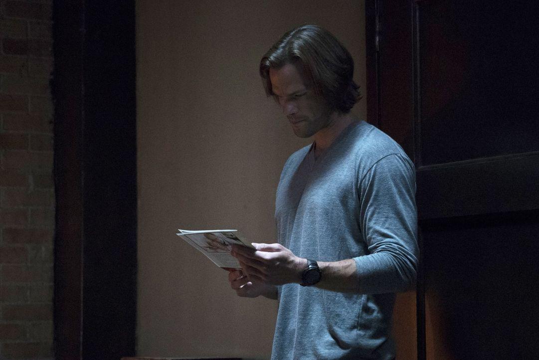 Während die Sachen, die Lucifer zu ihm gesagt hat, immer noch in seinem Kopf herumschwirren, macht Sam (Jared Padalecki) bei einem neuen Fall eine u... - Bildquelle: 2014 Warner Brothers