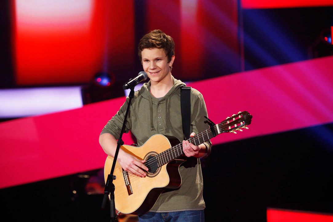 The-Voice-Kids-Stf02-Talents-Lukas-SAT1-Richard-Huebner