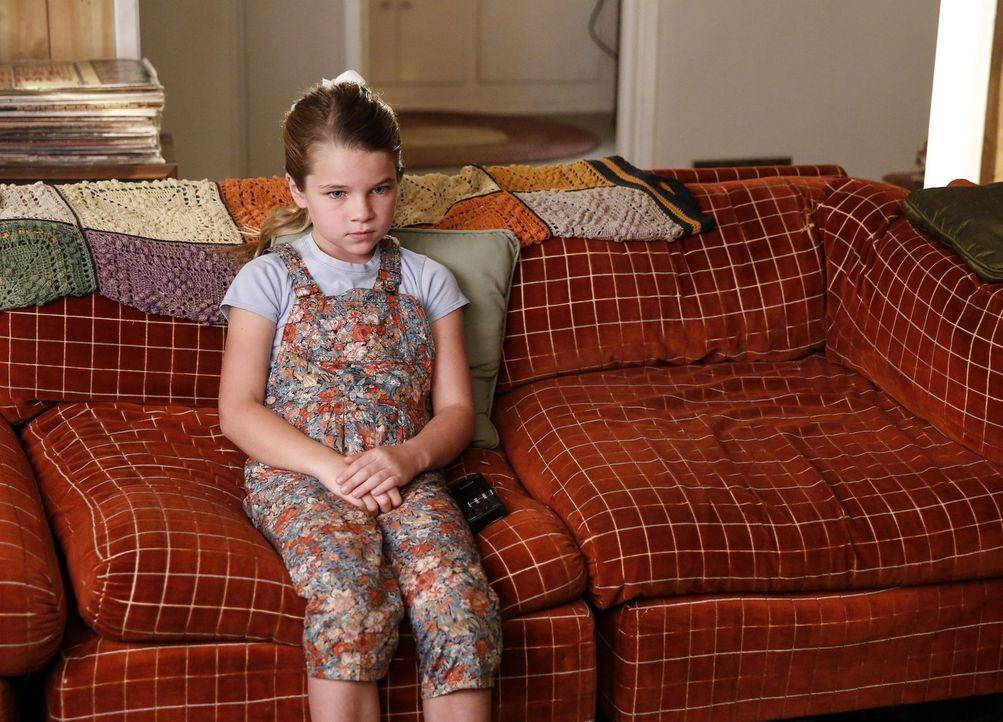 Noch ahnt Missy (Raegan Revord) nicht, dass die ungewohnte Kommunikation zwischen Sheldon und Georgie auch Nachteile für sie haben könnte ... - Bildquelle: Warner Bros.