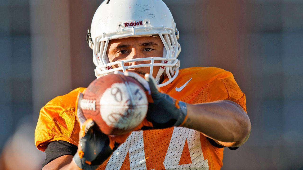 Jakob Johnson (Deutschland) - Bildquelle: University of Tennessee Athletics