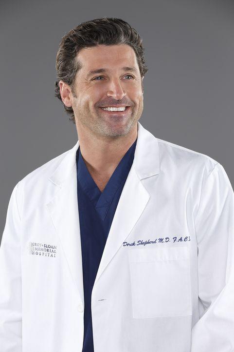 (11. Staffel) - Nicht nur beruflich, sondern auch privat läuft nicht immer alles nach Plan: Dr. Derek Shepherd (Patrick Dempsey) ... - Bildquelle: ABC Studios