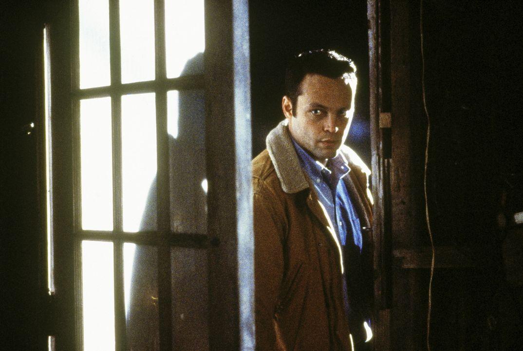 Danny wird Zeuge, wie sein Stiefvater Rick (Vince Vaughn) einen Mord begeht. Doch da sich Danny oft Lügengeschichten ausdenkt, um Aufmerksamkeit zu... - Bildquelle: Paramount Pictures