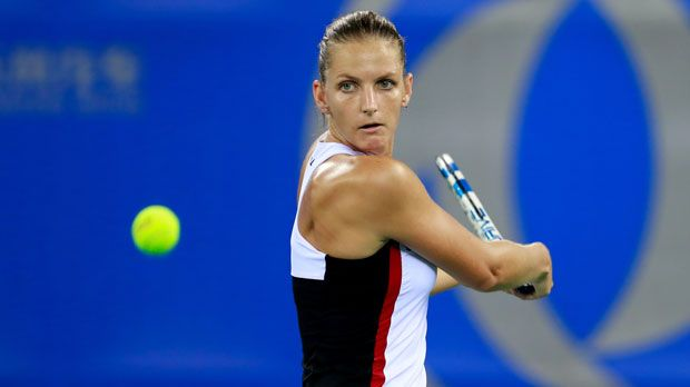 Karolina Pliskova (Qualifiziert - 4100) - Bildquelle: 2016 Getty Images