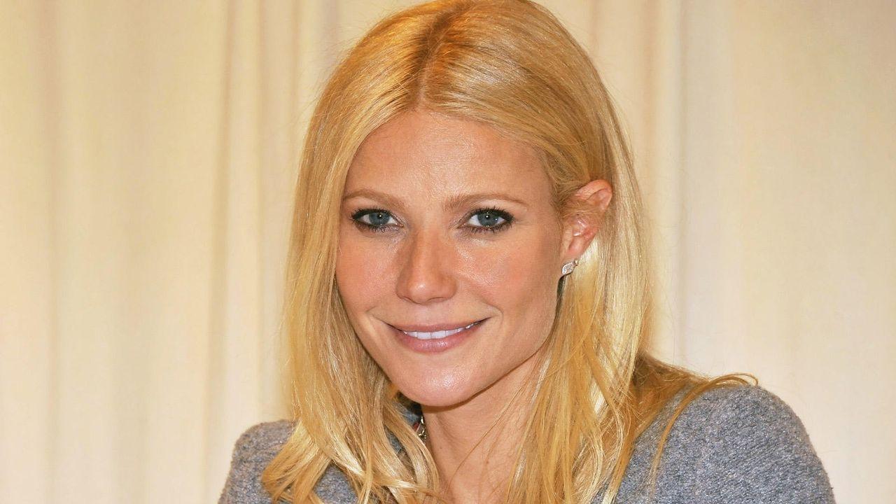 Gwyneth Paltrow - Bildquelle: Getty Images/AFP