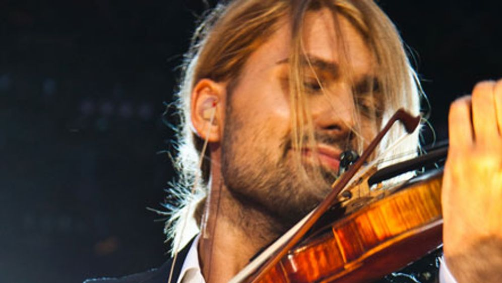 David Garrett live in Basel