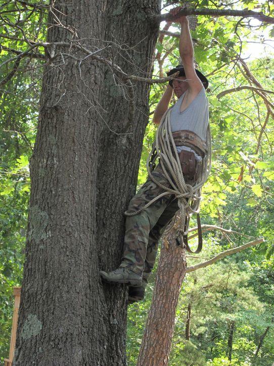 Der wildeste und furchtloseste Mann in den Wäldern von Kentucky: Schildkröten-Mann Ernie Brown Jr. ... - Bildquelle: Discovery Communications