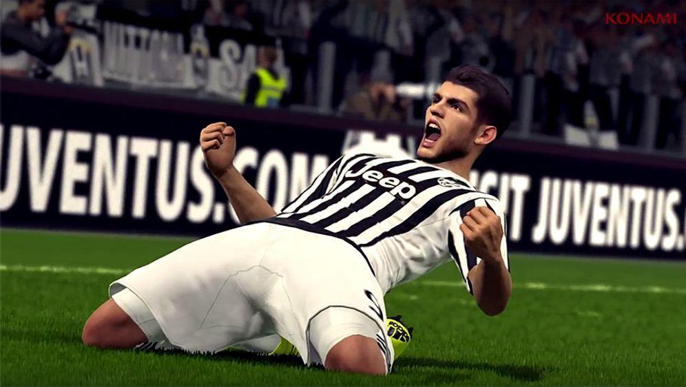 a421d5b5eb Pro Evolution Soccer 2016  Die Inhalte der Demo-Version