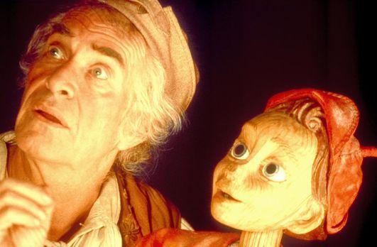 Die Legende von Pinocchio - Als der einsame Holzschnitzer Gepetto (Martin Lan...