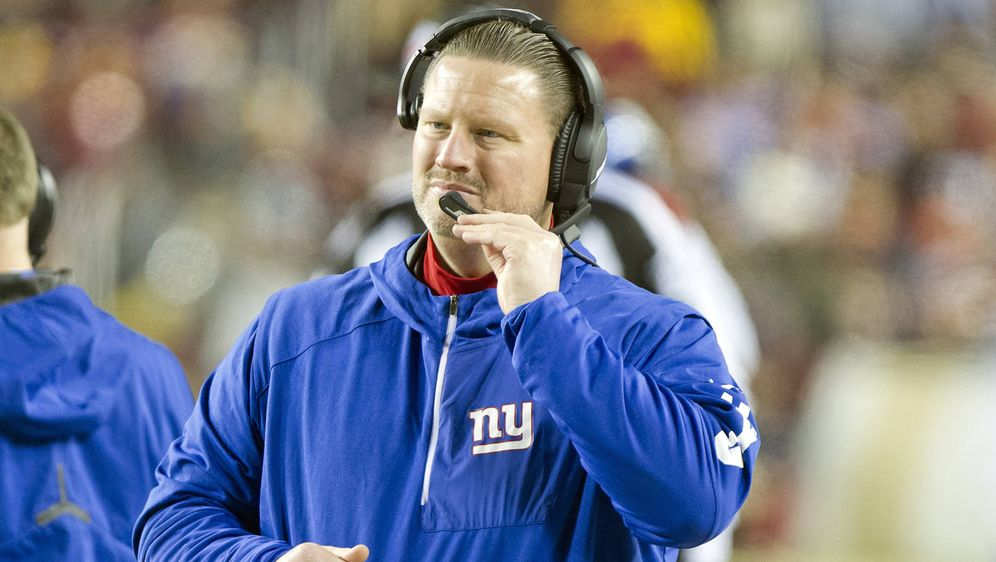 Ben McAdoo ist von einer erfolgreichen Saison der New York Giants überzeugt - Bildquelle: Imago