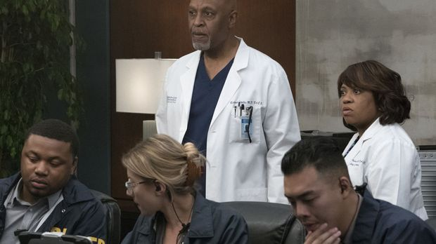Grey's Anatomy - Grey's Anatomy - Staffel 14 Episode 8: Aus Dem Nichts