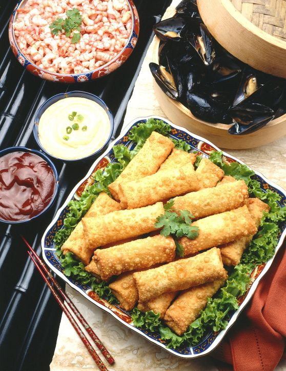 """Bei """"Rund ums Essen: Asiatische Küche"""" dreht sich alles um die asiatische Küche ... - Bildquelle: Courtesy Actuality Productions"""