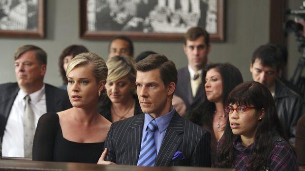 Der entscheidende Tag im Mordprozess gegen Claire Meade ist gekommen: Betty (...