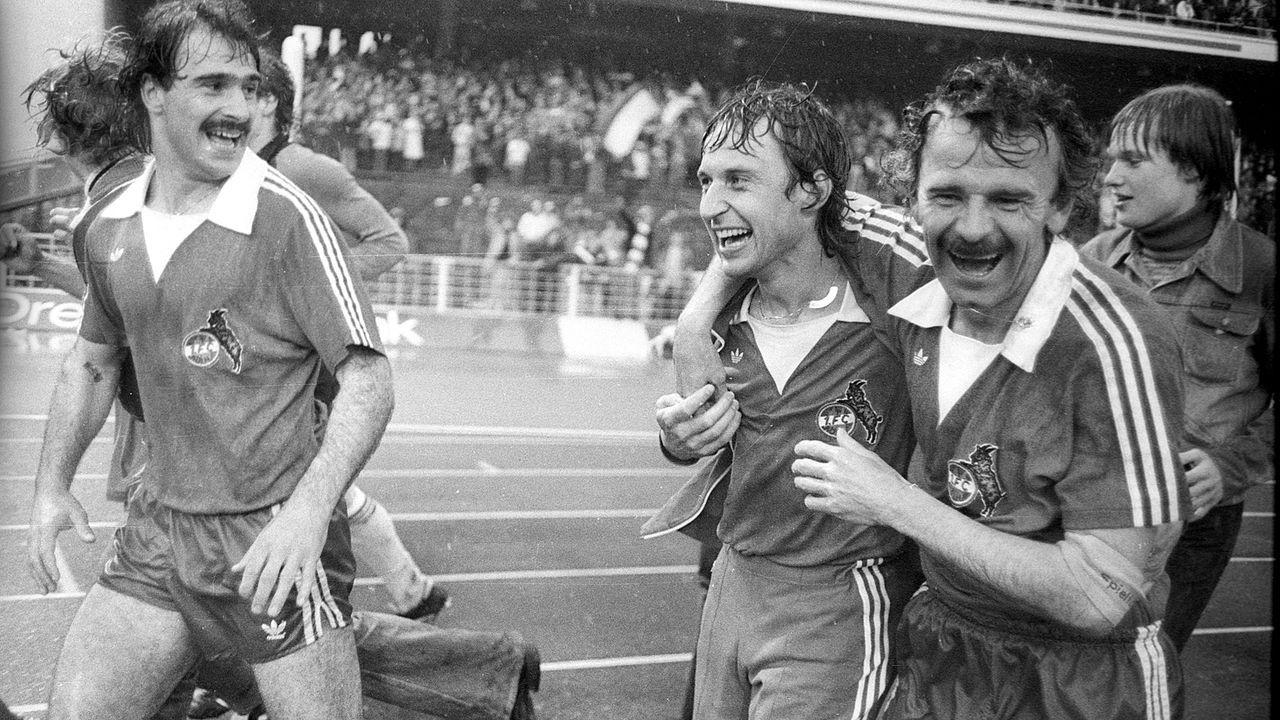 1. FC Köln (Saison 1977/78) - Bildquelle: imago/Horstmüller