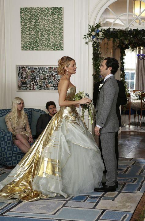 Hochzeit: Serena und Dan  - Bildquelle: Warner Bros. Entertainment Inc.