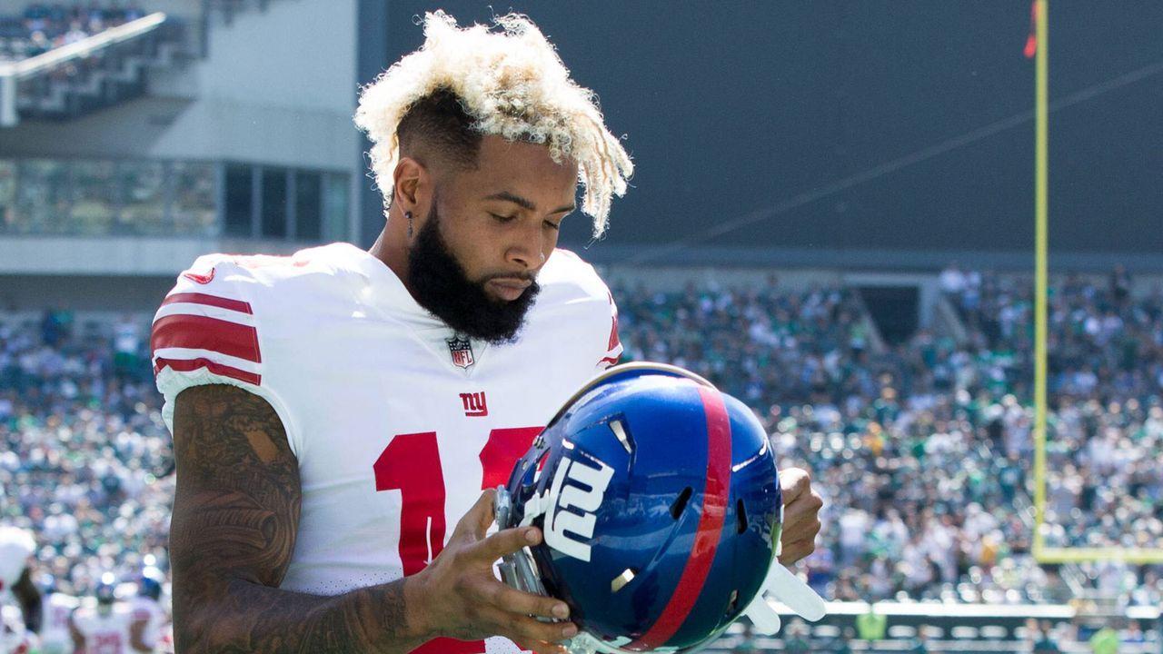 Odell Beckham Jr. (New York Giants) - Bildquelle: imago/ZUMA Press