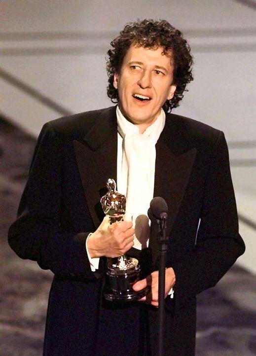Bester-Hauptdarsteller-1997-Geoffrey-Rush-AFP - Bildquelle: AFP