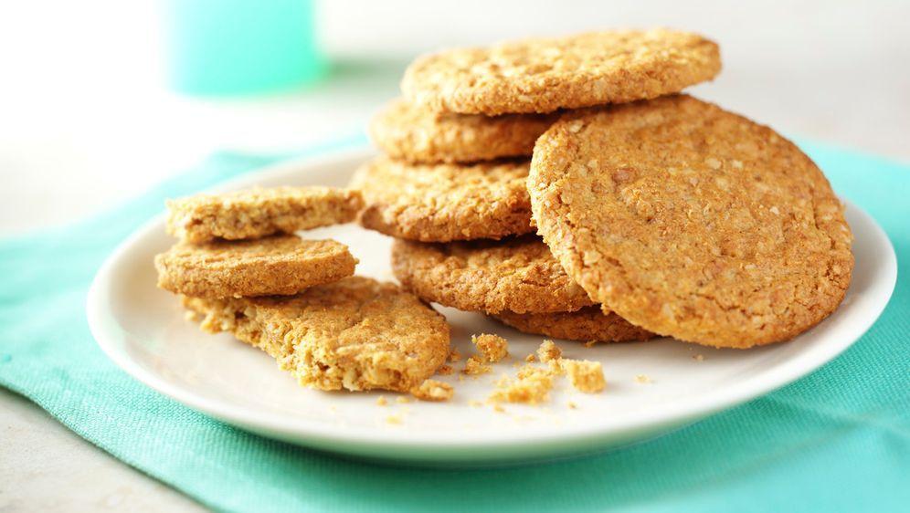 Rezept kekse gemahlene haselnusse