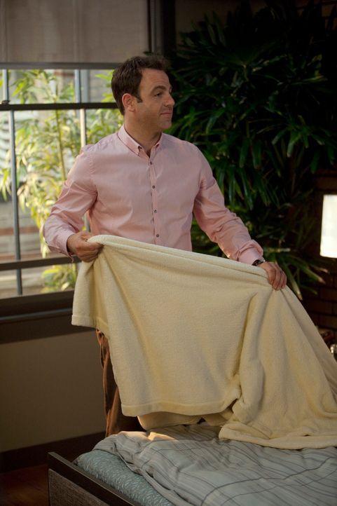 Ein harter Arbeitstag wartet auf Cooper (Paul Adelstein) ... - Bildquelle: ABC Studios