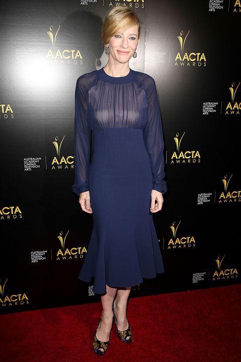 Cate-Blanchett-140110-getty-AFP - Bildquelle: AFP