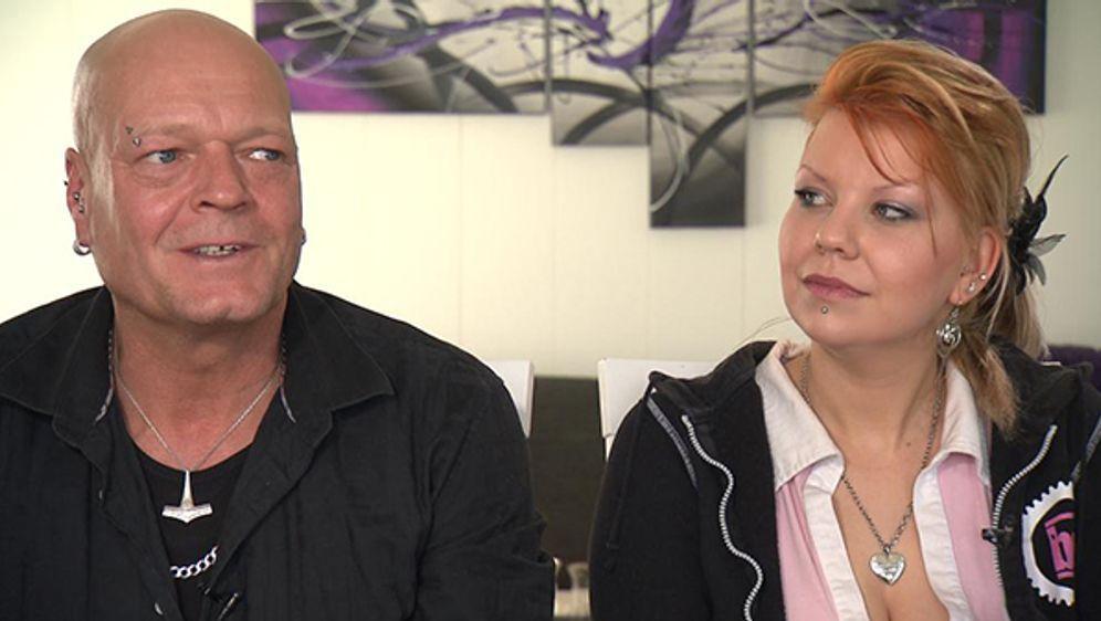 Lutz und Eve in Norwegen