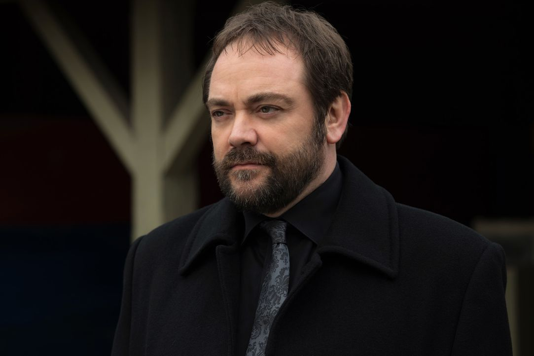 Crowley (Mark Sheppard) - Bildquelle: Robert Falconer 2016 The CW Network, LLC. All Rights Reserved/Jack Rowand