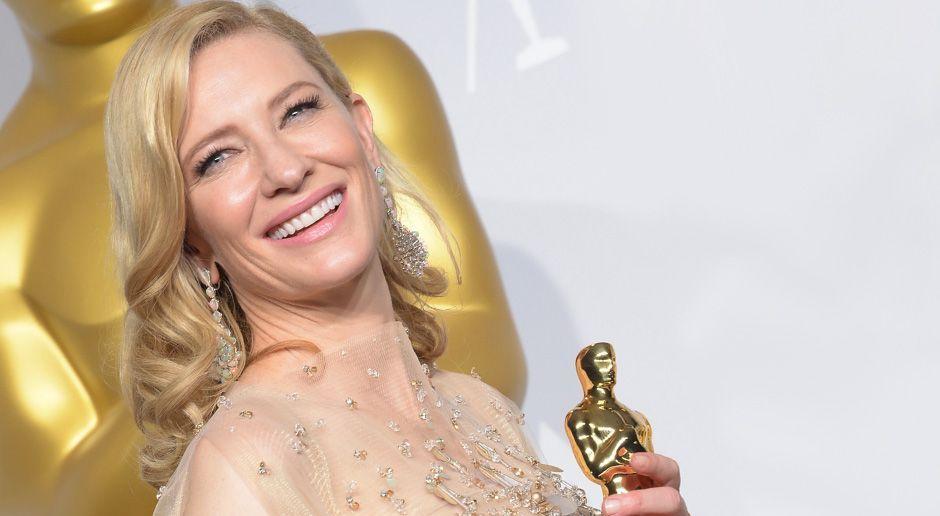 Cate-Blanchett-14-03-02-AFP - Bildquelle: AFP