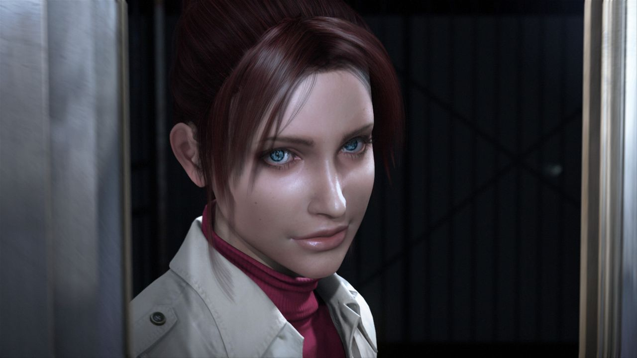 Der Einsatz der mutigen und furchtlosen Claire Redfield ist nach 7 Jahren Ruhe nun erneut nötig: Kann sie die Zombiewelle ein zweites Mal erfolgreic... - Bildquelle: 2008 Capcom Co., Ltd. and Resident Evil CG Film Partners. All Rights Reserved.