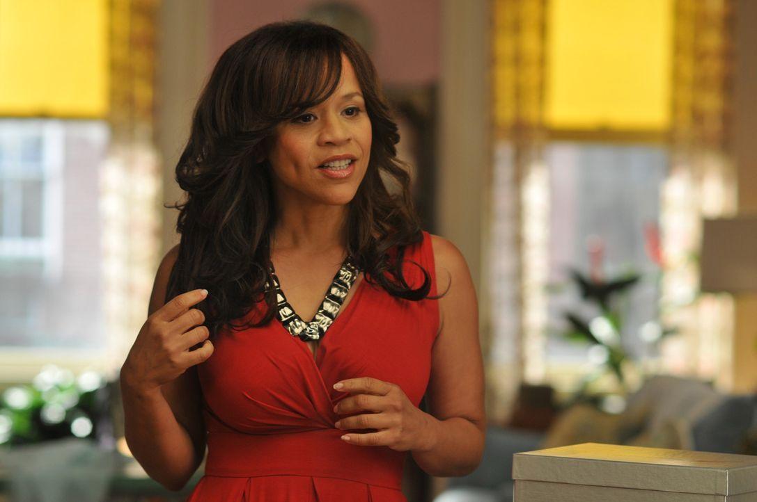 Überschreitet ihre Kompetenzen maßlos: Dahlia (Rosie Perez), Victorys PR-Beraterin ... - Bildquelle: NBC, Inc.