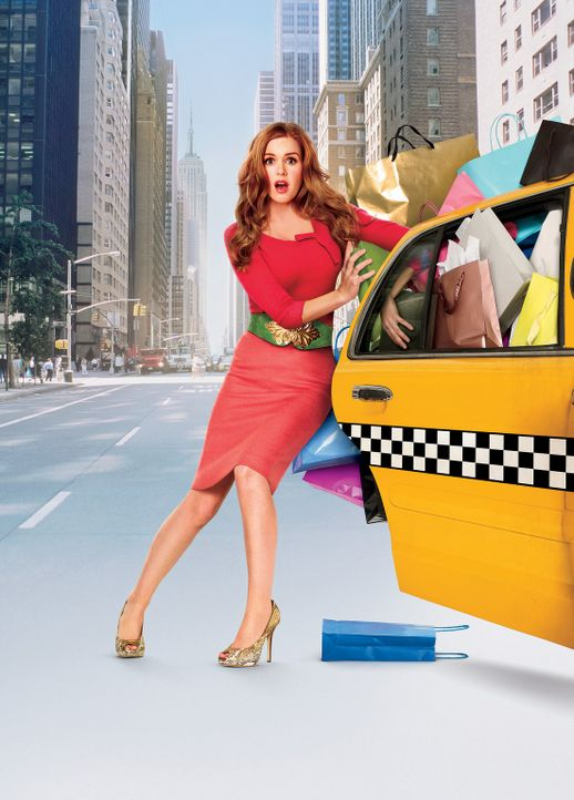 Shopaholic - Die Schnäppchenjägerin: Rebecca Bloomwood (Isla Fisher) ... - Bildquelle: Touchstone Pictures and Jerry Bruckheimer, Inc. All Rights Reserved
