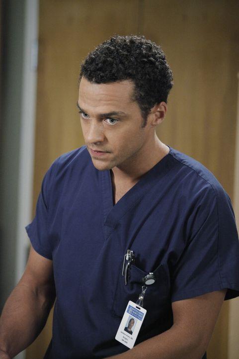 Rückblick: Jackson (Jesse Williams) muss mit dem Tod von Lexie zu Recht kommen ... - Bildquelle: ABC Studios