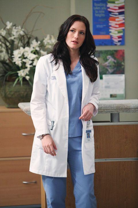 Nachdem sie Mark ihren Seitensprung mit Alex gebeichtet hat, lässt er sie abblitzen: Lexie (Chyler Leigh) ... - Bildquelle: Touchstone Television