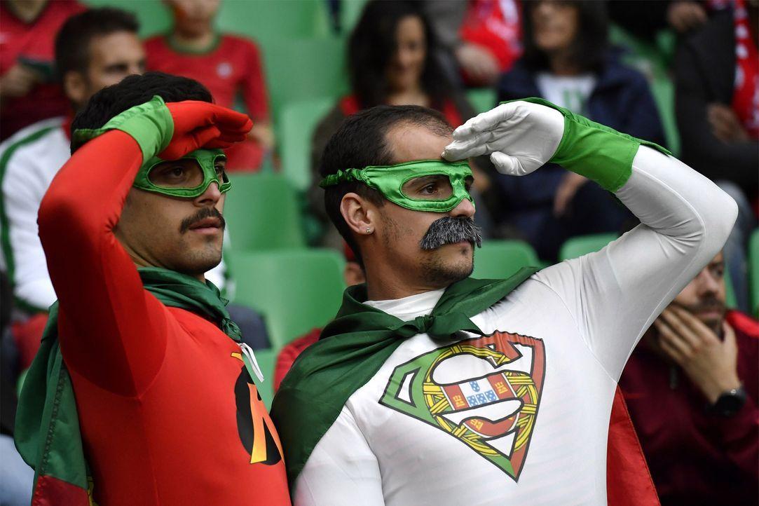 Superheros 1_jeff pachoud_AFP - Bildquelle: AFP / jeff pachoud