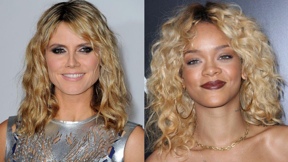 Dauerwelle: Ver-Locken-de Haare für jeden Typ - Bildquelle: AFP