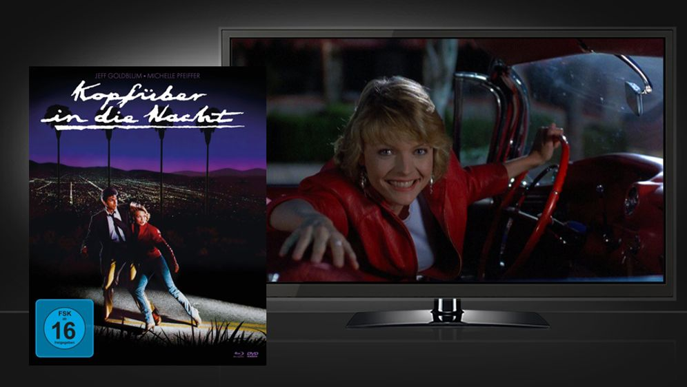 Kopfüber in die Nacht (Mediabook, Blu-ray + DVD)