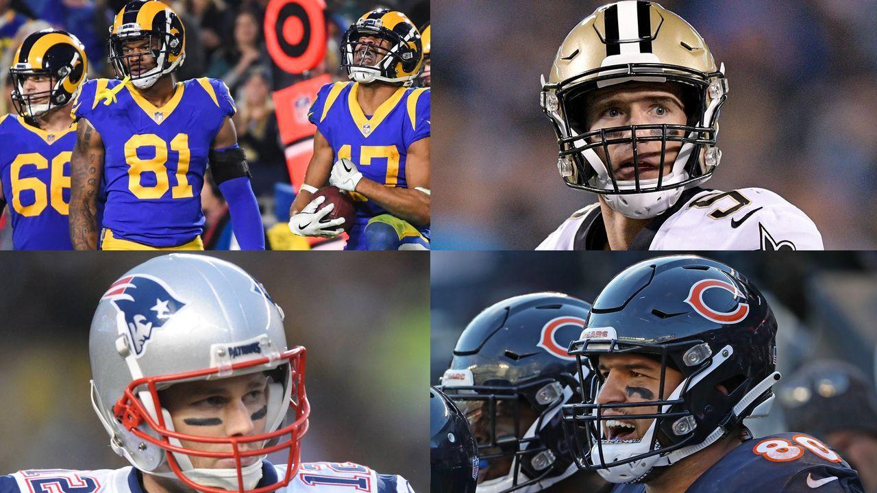 Das NFL-Power-Ranking vor Woche 16 - Bildquelle: imago/ZUMA Press