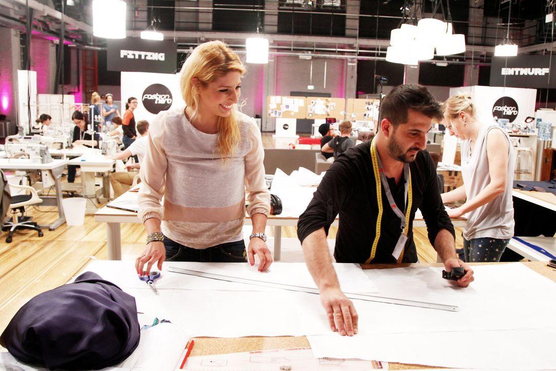 Fashion-Hero-Epi01-Atelier-34-ProSieben-Richard-Huebner - Bildquelle: ProSieben / Richard Huebner