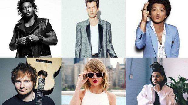 Die Grammys finden am 15. Februar in Los Angeles statt. Wer soll den Award fü...
