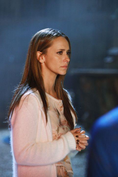 Melinda (Jennifer Love Hewitt) macht sich große Sorgen um Jim, der angeschossen wurde ... - Bildquelle: ABC Studios